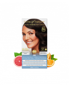 Tints of Nature 3N Natural Dark Brown Permanent Hair Dye