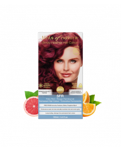 Tints of Nature 5FR Fiery Red Permanent Hair Dye