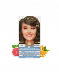Tints of Nature 6C Dark Ash Blonde Permanent Hair Dye
