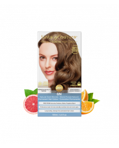Tints of Nature 6N Natural Dark Blonde Permanent Hair Dye